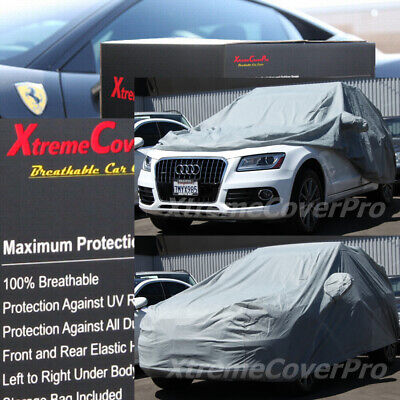 2002 2003 2004 Audi A4 S4 Breathable Car Cover w//MirrorPocket