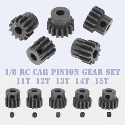1//8 Rc Car Pinion Gear Set Mod1 for Hpi Savage Flux Hp Vorza Flux Trophy Flux