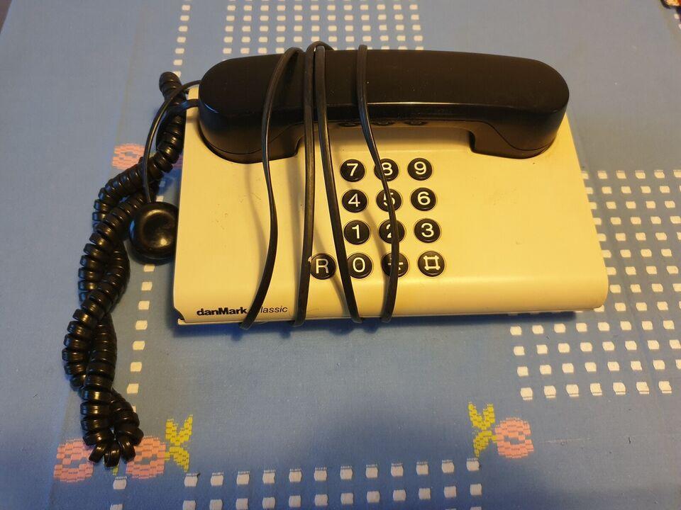 Bordtelefon, Danmark, Classic