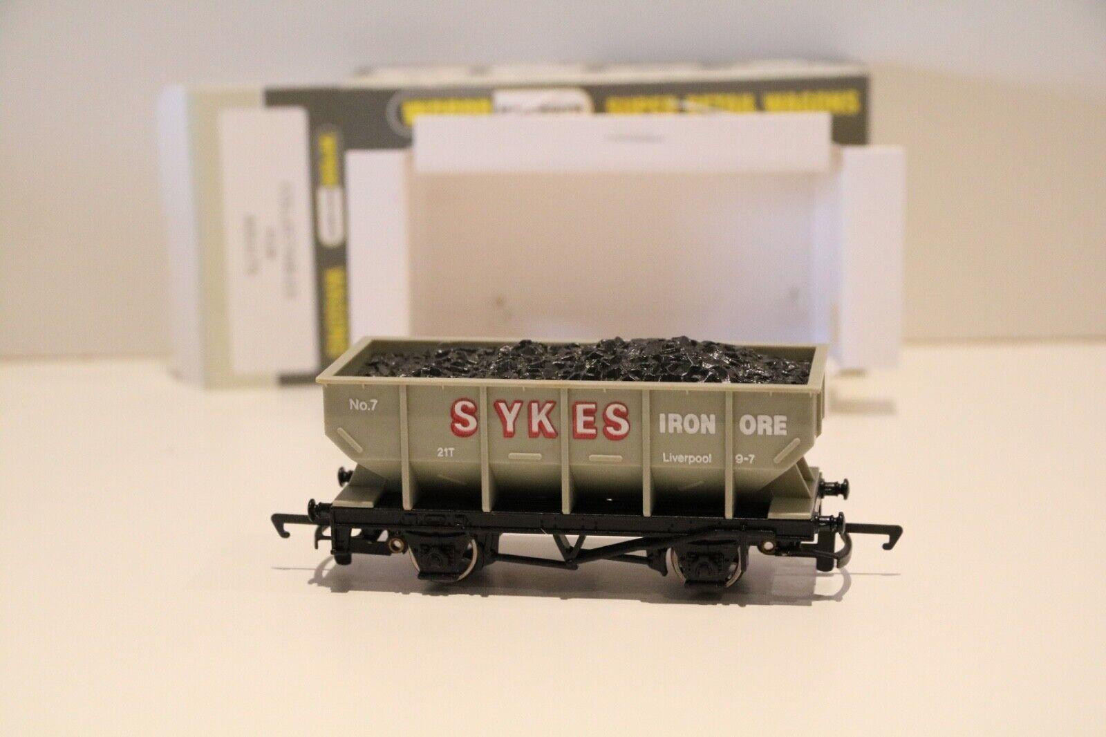OO WRENN grigio 'Sykes' Hopper Wagon W.5082  MINT rolling stock