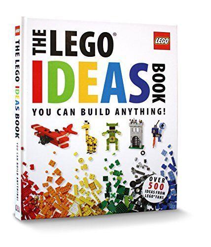 The LEGO® Ideas Book-Daniel Lipkowitz