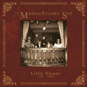The Monochrome Set - Little Noises 1990-1995: 5CD Capacity Wallet [New CD] Boxed