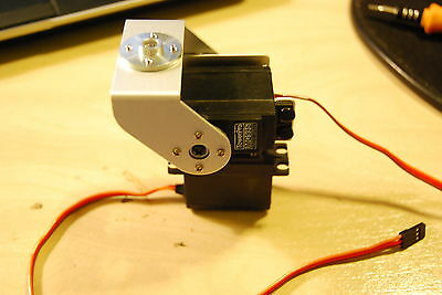 2 DOF Pan and Tilt With MG995 Servos Sensor Mount for Arduino Robot DIY