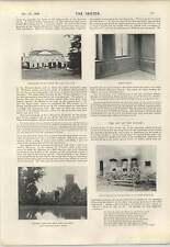 1898 Mr Henry Newbolt The Island Race Stanton Harcourt Furnaces