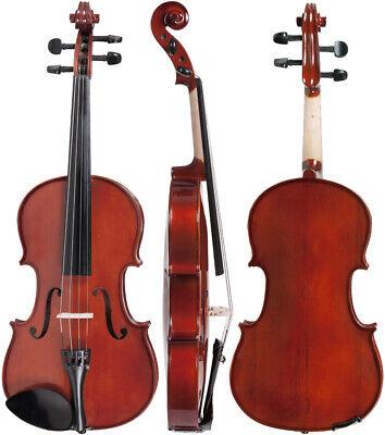 """De Bratsche viola Spielbereit 12"""" 31cm M-tunes No.140 Hölzern"""