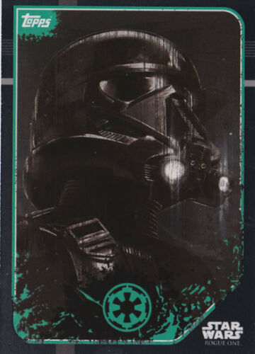 Topps star wars rogue One stickercards cartes sélection unique 203-212 NEUF