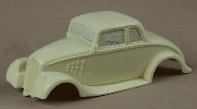 Mill City Replicas 1//25th scale 1934 Willys Coupe Body resin model car