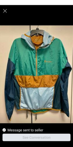 Cotopaxi Teca Technical Windbreaker Jacket Women's