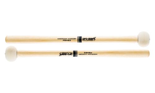 Felt #2 Drum Mallets Promark Performer Marching Bass