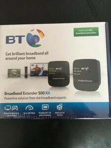 Bt Broadband Extender 500 Kit-powerline Solution Haut Débit Autour De La Maison-afficher Le Titre D'origine Zaujguku-07183024-141138078