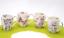 PPD-4er-Set-Henkelbecher-Porzellan-Flower-Splash-350-ml Indexbild 1