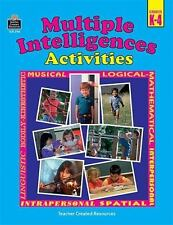 Multiple Intelligences Activities by Deidre Wilkens (1996, Paperback, New Editi…