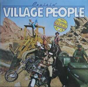 Village-People-Cruisin-039-LP-Album-Vinyl-Schallplatte-108375