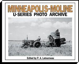 Minneapolis-Mo<wbr/>line U-Series Photo Archive P. A. Letourneau 10007