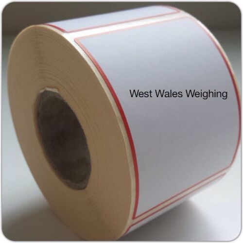 12 Rolls Avery Berkel Thermal Scale Labels 57mm x 101mm 6,000 Labels