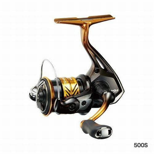 Shimano 18 circolare BB 500S SPINNING REEL dal Giappone