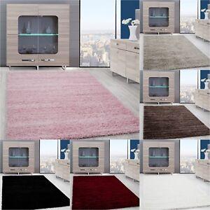Prime-Shaggy-Tapis-Shaggy-Tapis-haute-pile-tapis-de-salon-Nouveau-PRIME-9000