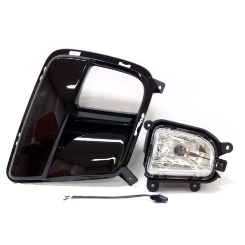 For KIA Forte Cerato Koup 2010-2012 OEM Fog Lamp LH Assembly+Cover+Wiring SET