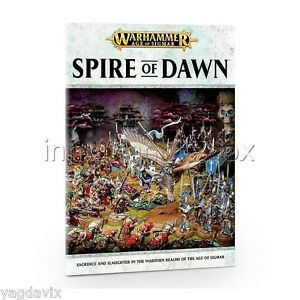 IDS37-LIVRET-SPIRE-OF-DAWN-ENGLISH-WARHAMMER-AGE-OF-SIGMAR-BITZ