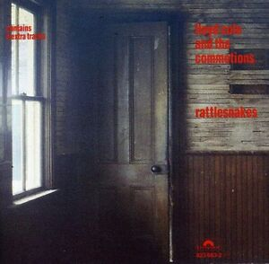 Rattlesnakes-Lloyd-amp-The-Commotions-Cole-2007-CD-NEUF