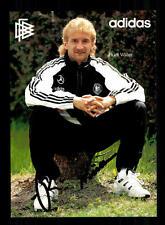Rudi Völler  DFB Autogrammkarte 1994 Original Signiert+A 153023