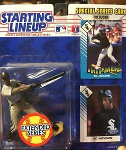 BO-JACKSON-WHITE-SOX-1993-KENNER-STARTING-LINEUP-NEW