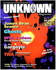 Unknown Magazine Issue #1 - Real Experiences of the strange and paranormal