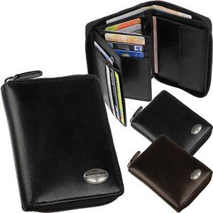 CHIEMSEE - RV - Herren Portemonnaie Echtleder - Geldbörse Geldbeutel Brieftasche