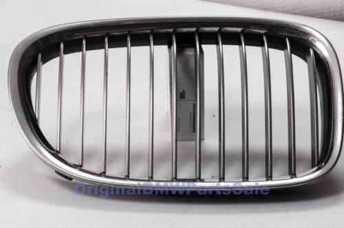 Genuine BMW F01 F02 7 Series Front Grille Grill RIGHT SIDE Recht
