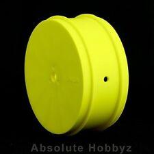 AKA Racing 1:10 Buggy Evo 4wd Front Yellow (Kyosho) 1pr - AKA23311Y