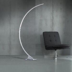 Wofi-LED-Stehleuchte-Luz-Chrom-3-Stufen-Touch-Dimmer-185-cm-hoch-30-W-3000-Lumen