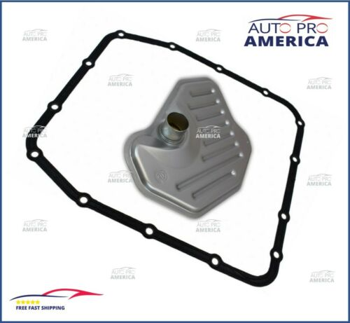NEW OEM  FORD SET Trans Filter Kit F2VY7A191A 2 Auto Trans Gasket FT105