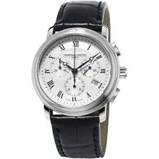 BRAND NEW FREDERIQUE CONSTANT Men's Persuasion Chronograph Watch FC-292MC4P6