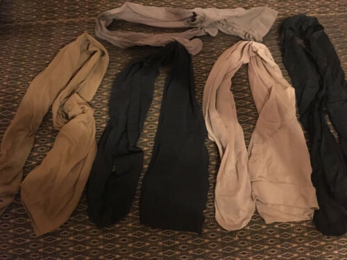 Pre-owned tights