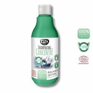Shampooing voiture Concentré - ECOCERT - 500 ml GS27