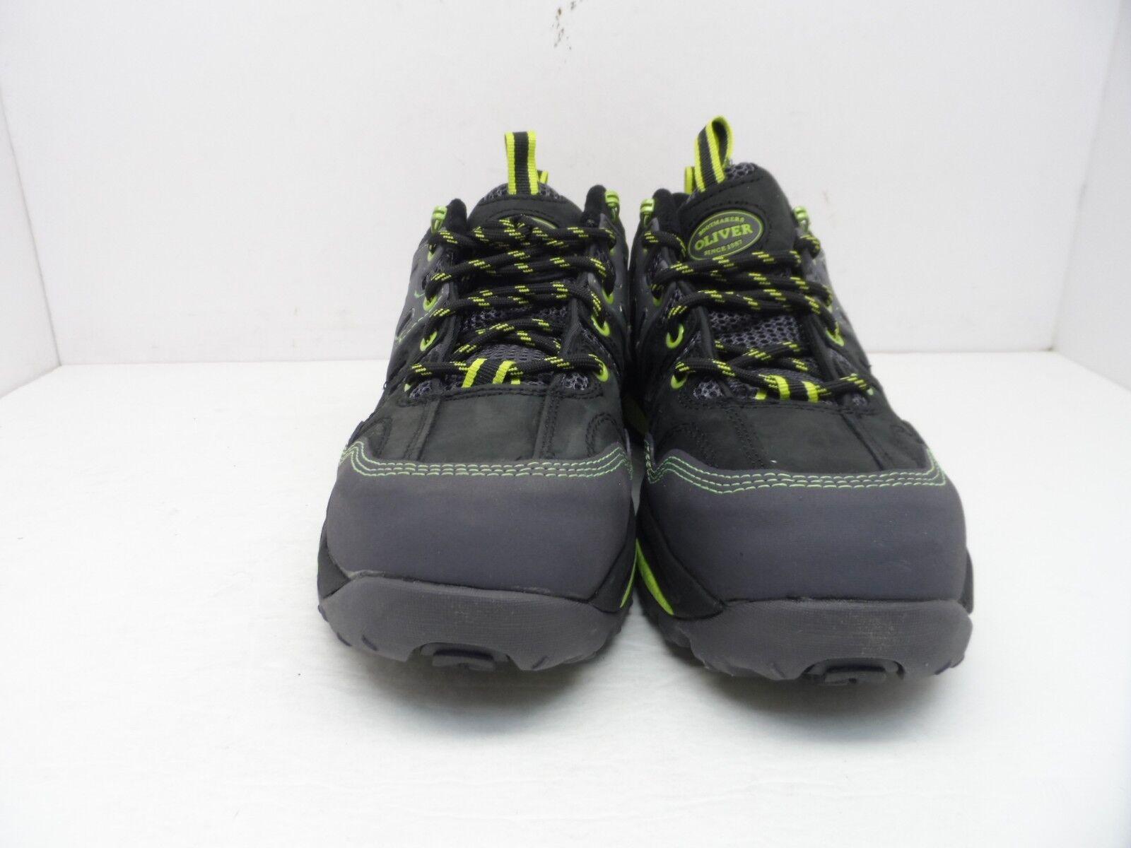 Oliver by Honeywell Para Mujer Zapatos Trabajo tamaño Para Excursionista industrial baja tamaño Trabajo OL21111 11M cd8fe6