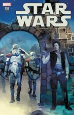 Star Wars #38 Solo Ebay Exclusive Jesse James Comics Marvel Comic Book Variant