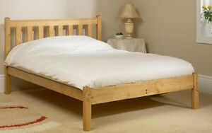 4ft6 Knight Shaker Bed Frame Double Short Beds Many Shorty