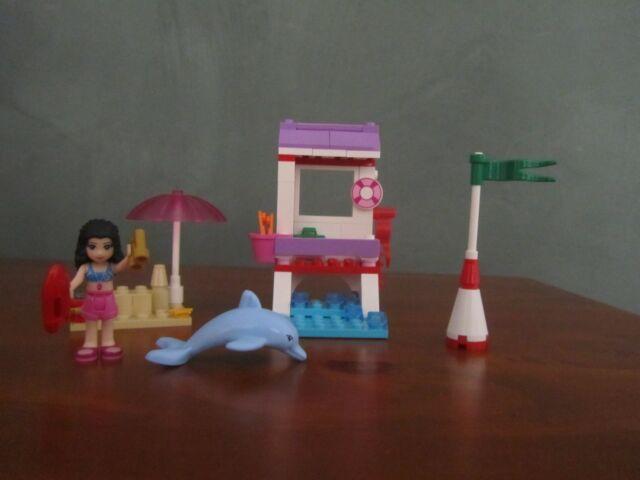 Lego Friends - Emma's Lifeguard Post - #41028 -  2014