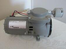 Thomas 107cdc20 12v Diaphragm Compressorvacuum Pump110 Hp With Filter