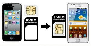 ORIGINALIA - Adaptador Universal Tarjetas Nano SIM Smartphone - Agrupo Envíos