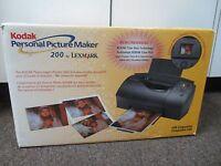 Brand Sealed Kodak By Lexmark 200 Printer