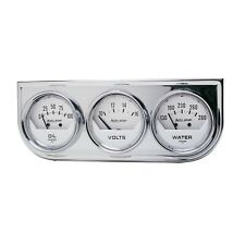 Auto Meter 2325 Gauge Oil Pressure Voltmeter Water Temperature