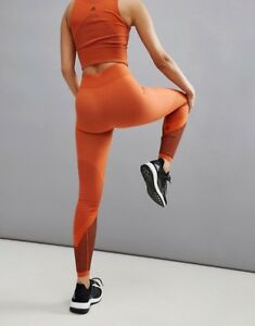 About Training Nwt Orange Warpknit Legging SzLarge Details In Adidas XTOwkZuPi