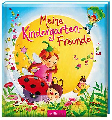 Freundebuch Elfen und Feen Meine Kindergarten-Freunde Ab 3