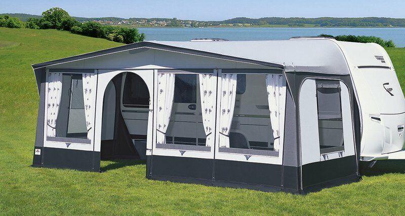 BRAND Wohnwagen Vorzelt Safir TL 240 Gr. 21 Ausstellungszelt Zelt Camping
