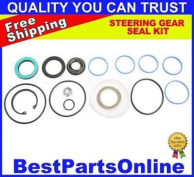 Steering Gear Input Shaft Seal Kit For 2001-2010 Chevy Silverado 2500 HD Y843YS