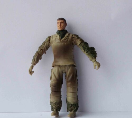 "BBI Elite Force Special Desert Ops Figure Soldier 1//18 3.75/"""