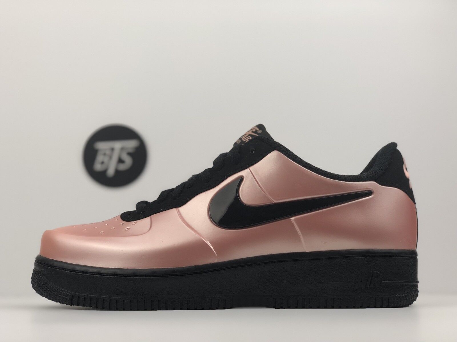 "Men's Nike AF1 Foamposite Pro Cup ""Coral Stardust"" Comfortable New shoes for men and women, limited time discount"