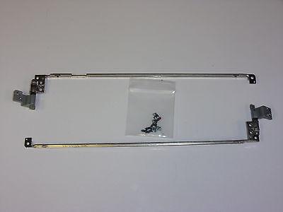 "HP Pavilion DV6000 Series Hinge Bracket Set 15.4"" w/screws FBAT8002019 FBAT80010"